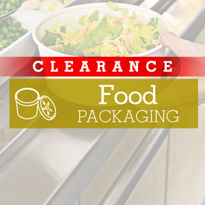 Clearance Food Packaging