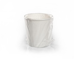 10 oz. Carte Blanc® Individually Wrapped Paper Hot Cup