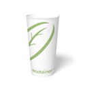 22 oz. ecotainer® Paper Cold Cup