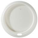 10-24 oz. ecotainer® Dome White