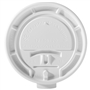 10-24 oz. Lock-Back White