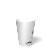 8 oz. Carte Blanc® Hold & Go® Paper Hot Cup