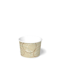 8 oz. Champagne Paper Food Container