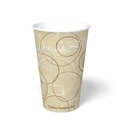 16 oz. Champagne Paper Hot Cup