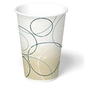 32 oz. Champagne Paper Cold Cup