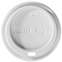 8 oz. Hold & Go® Dome/White Paper Hot Cup Lid