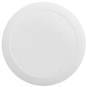 16/24/32 oz. Carte Blanc Paper Hot/Cold/Flat Paper Food Container Lid